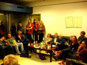 Helsingin vasemmiston pikkujoulut @ Puistokulma | Vantaa | Finland